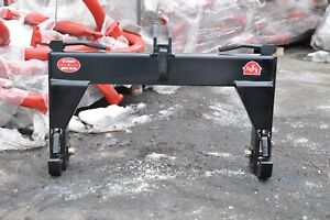 Tool Tuff 3 point Tractor Quick Hitch Category Cat 3 Farm Implement Attachment