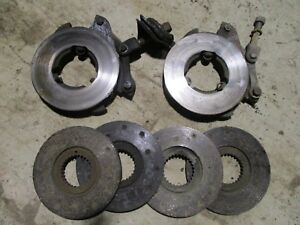Ford Fordson Super Major 5000 Tractor Brake Assembly