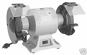 New 6 1 2 Bench Grinder Heavy Duty 1 2 Horse Power