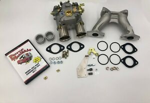 Mga Mgb 45 Dcoe Carburetor Conversion Genuine Weber 45 Dcoe K042 Kit W Dvd