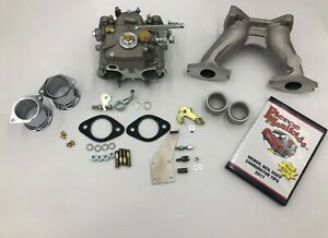 Mga Mgb 45 Dcoe Econ Carburetor Conversion 45 Dcoe Econ K042 Econ Kit W Dvd