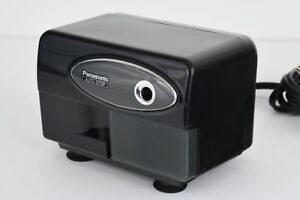 Panasonic Kp 310 Electric Pencil Sharpener Auto stop Black Tested And Works 100