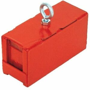 Heavy duty Retrieving And Holding Magnet 5 Length 2 Width 2 Height With And 1