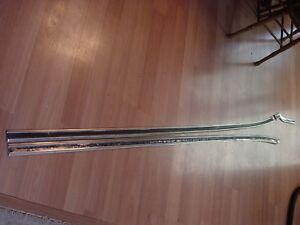 1968 1971 Dodge Truck Sweptline Passenger Side Long Bed Molding Trim
