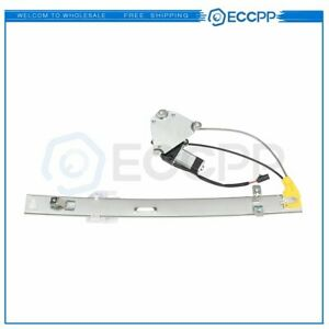 Power Window Regulator For 2006 2007 Jeep Liberty Rear Right With Motor