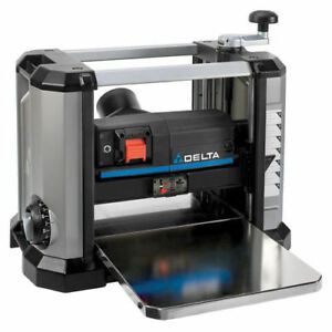 Delta Woodworking 13 In Planer 3 knives 22 590 New