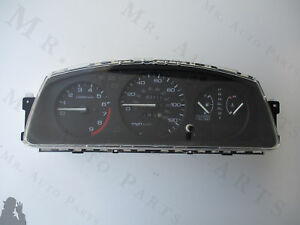 1992 1993 1994 1995 1996 Honda Civic 78100sr4a500 Instrument Cluster Gauges