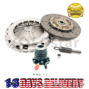 Clutch Kit With Slave Hd Fits 92 00 Ford Explorer Ranger Mazda Navajo B4000 4 0l