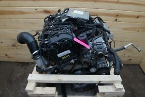 1 8l I4 Turbo cymc Engine Dropout Assembly Audi A4 B9 2018