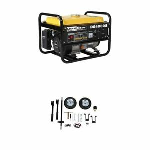 Durostar Ds4000s 3300 Running Watts 4000 Starting Watts Gas Powered Portable G