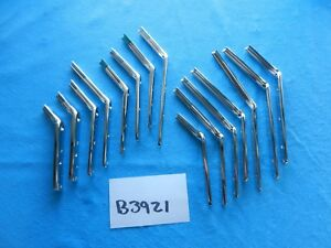 Zimmer Wright Surgical Orthopedic Free Lock Femoral Instruments Lot Of 15 10