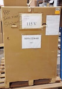 Complete Nib Hp Indigo Ink Mixing System 3000 3050 5000 5500 3550 Series