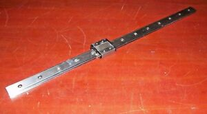 Thk Linear Motion 21 Guide Rail W Thk Shw14crm Bearing Slide Lm Block