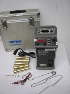 Ametek Jofra 601 Advanced Temperature Dry Block Calibrator