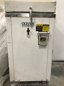 Used Oliver Model 619 24ro 24 part Dough Divider