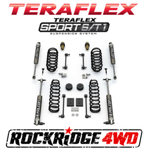 Teraflex 07 18 Jeep Wrangler Jk 4 Door Sport S T1 Suspension Lift W 2 1 Falcons