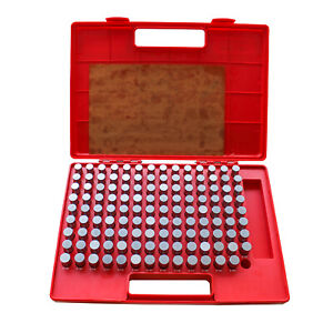 Hfs r Steel Pin Gauge Set 125pcs M4 626 750 Class Zz