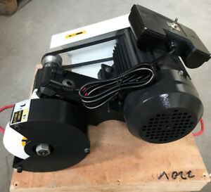 A High Speed precision Grinder To Be Mounted On A Lathe 220v 1100w
