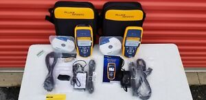 Fluke Networks Linkrunner At 1000 2000 Network And Network Aircheck Wi fi Tester