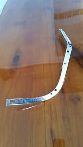 1957 Cadillac Front Fender Lower Stainless Driver Side Professionally Polished
