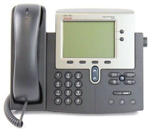 Cisco Phone Bundle Lot Of 10 X Cisco 7940 Ip Phone Refurbished