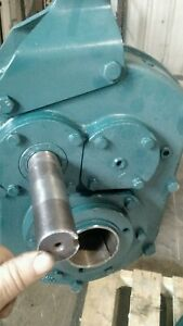 Worldwide Shaft Mount Reducer Size 4