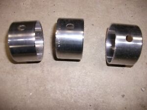 Allis Chalmers Cam Bearing Set B C Ca Ib Rc 125 4 cylinder Gas Engine Sh 384s