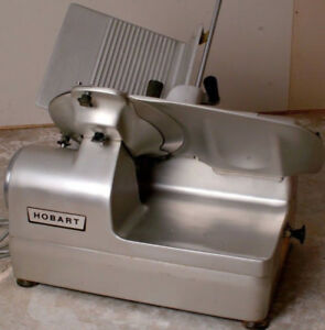 Hobart 1712 Automatic Commercial Deli Slicer Great Condition