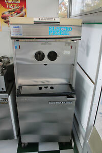 Electro Freeze 30tn cab Soft Serve Ice Cream Machine 2 Flavor Twist Water C