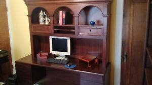 Executive Office Furniture Set 8 Pieces