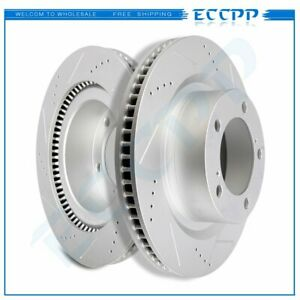 Front Brake Rotors For 2008 2009 2010 2011 2012 2013 2014 2016 Sequoia Tundra