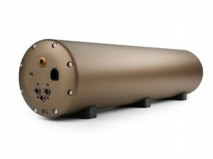Accuair Endo 3 Gallon Bolted Aluminum Air Tank No Valves Bronze Cerakote Finish