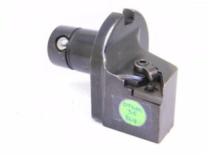 Used Kennametal Turning Tool Holder With Ball Lock Shank Dtgnl 35 bl4 tnmg 432