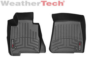 Weathertech Floor Mats Floorliner For Bmw Z4 2009 2016 1st Row Black