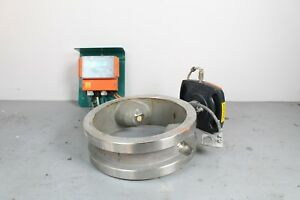Metso Mca Ft 300 Microwave Consistency Transmitter With Central Unit