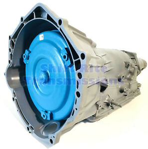 4l60e 2003 4 3l Transmission Gmc Sierra Chevrolet Silverado 1500 Remanufactured