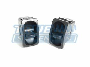 Universal Towing Assist Air Ride Suspension Pair Of Control Switches 1 4tube