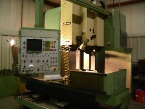 Mori Seiki Mv50 Cnc Vertical Machining Center