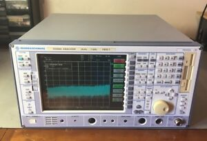 Rohde Schwarz Fsiq7 Vector Signal Analyzer 20 Hz 7 Ghz Calibrated