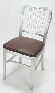 Aluminum Dining Chair With Uph Seat