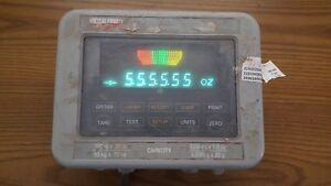Weigh tronix 3275 Scale Display Controller 3275 Used For Parts Or Repair 200 Lb