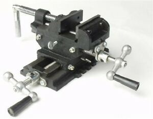 2 Way Cross Slide Vise 3 Mounts On Drill Press Table