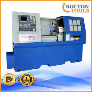 13 X 40 Cnc Lathe Turning Center Router Engraver And Siemens 808d Cbt1340 6