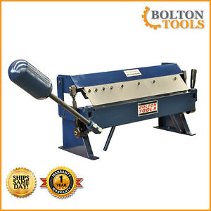 Bolton Tools 24 Sheet Metal Machine Tool Brake Pb2416