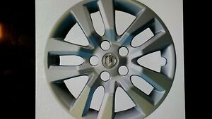 One 16 Nissan Altima 2012 2016 Original Hubcap Wheel