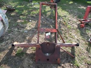 Allis chalmers 180 Tractor Front Axle Part 239244 Tag 265