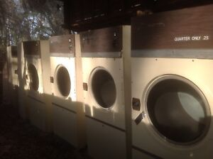 Coin Operated Washers Dryers