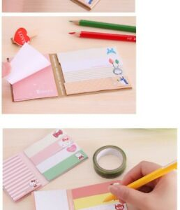 Memo Pads Self Adhesive Hello Kitty O 1