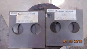 Morse Band Saw Blade Coil Stock Raker Hard Edge 100 18 Tooth And 100 10 Tooth