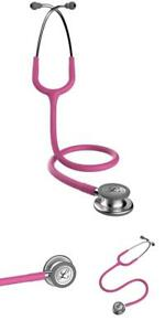 Estetoscopio Littman Cardiology Cna Accessories Stethoscope Rn Bsn Nurse Rose